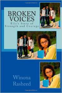 Broken Voice print book on amazon Yeah!