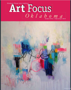 "Click through to read the whole magazine online. ""Creators: An Art Party of Ideas"" is on page 12"