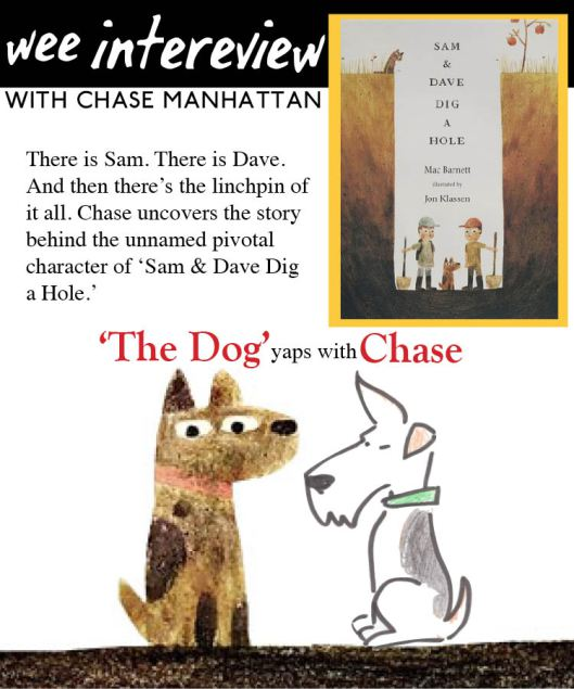 Photo illustration by Gimlet Rose. 'Dog' courtesy Jon Klassen and Candlewick Press.