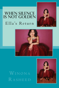 When Silence is Not Golden Createspace BookCoverImage